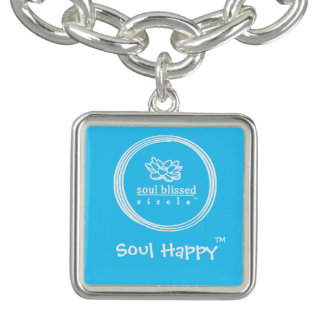 Soul Blissed Circle Soul Happy Charm