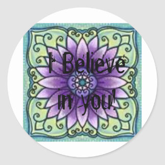Soul Candy Collection Classic Round Sticker