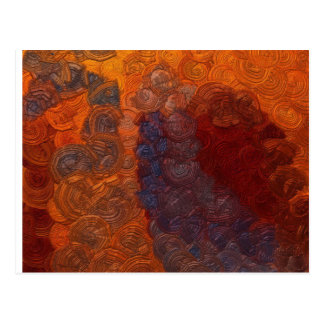 Soul Consciousness Postcard