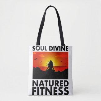 Soul Divine Tote Bag