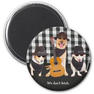 Soul Dogs Magnet