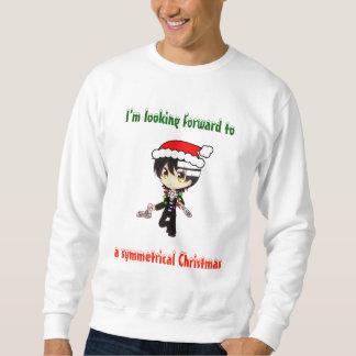 Soul Eater Death the Kid Holiday Sweatshirt