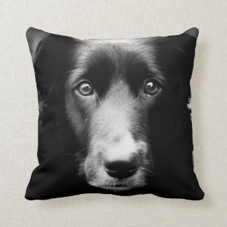 Soul Eyes Throw Pillow