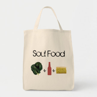Soul Food Grocery Bag