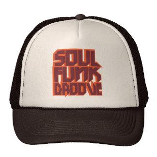 Soul Funk Groove Trucker Hat