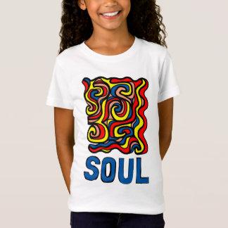 """Soul"" Girls' Fine Jersey T-Shirt"