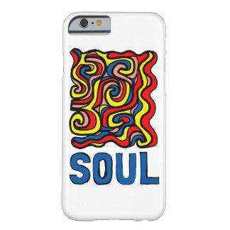 """Soul"" Glossy Phone Case"