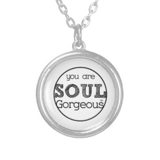 Soul Gorgeous Silver Plated Necklace