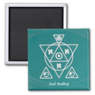 Soul Healing Magnet