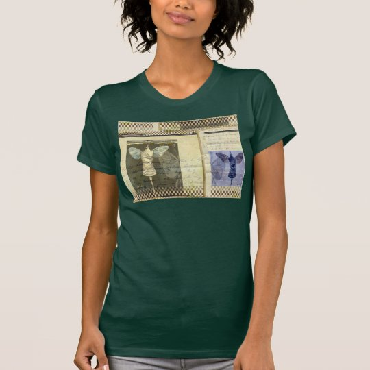 """Soul Journey 1"" Women's Fitted T-Shirt"