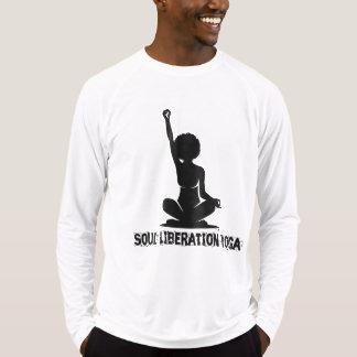 Soul Liberation Yoga, Letter Style #2 T-Shirt