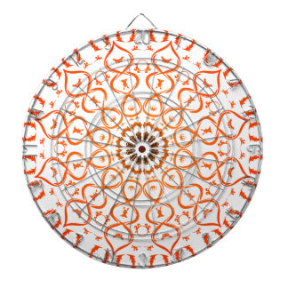 Soul mandala dartboard