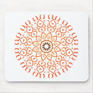 Soul mandala mouse pad