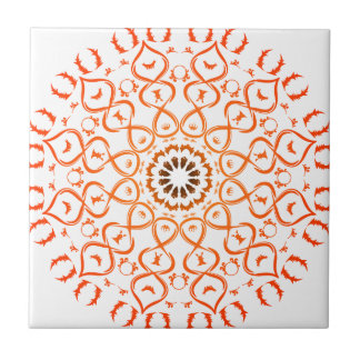 Soul mandala tile
