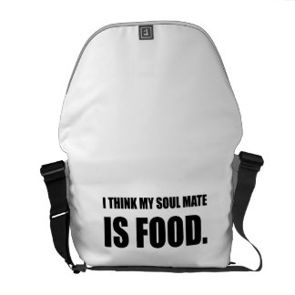 Soul Mate Food Courier Bags