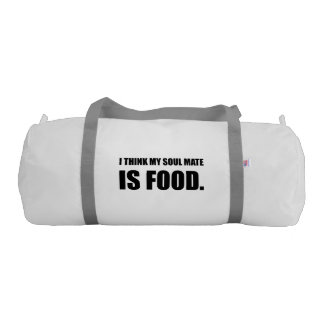 Soul Mate Food Gym Bag