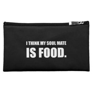 Soul Mate Food Makeup Bag