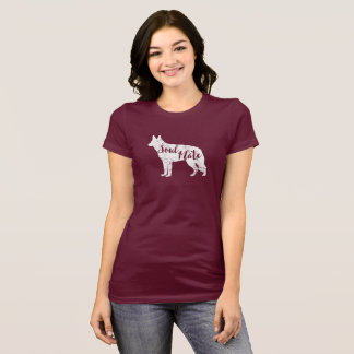 Soul Mate German Shepherd T-Shirt Vintage Look