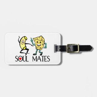 Soul Mates Luggage Tag