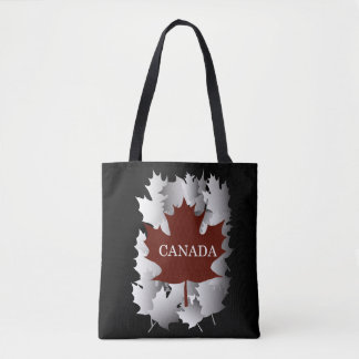 Soul of Canada Tote Bag