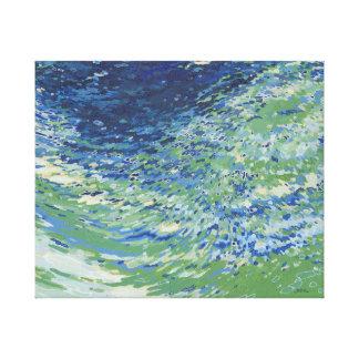 Soul of the Ocean Canvas Print by Margaret Juul
