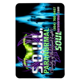 Soul Paranormal 4x6 Magnet