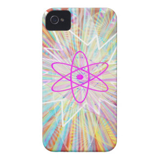 Soul Power : Solar Energy Artistic Design iPhone 4 Case-Mate Cases