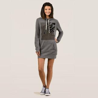 """Soul Sista hoodie sweater dress"""