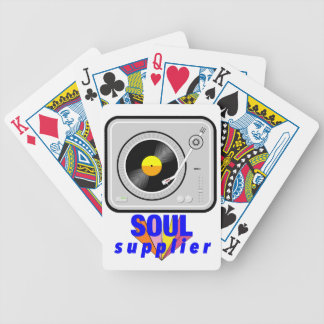 Soul Supplier Bicycle Playing Cards