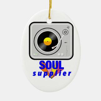 Soul Supplier Ceramic Ornament