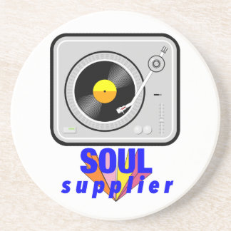 Soul Supplier Coaster