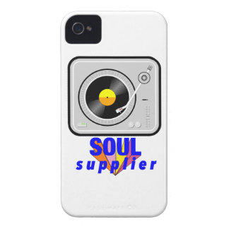 Soul Supplier iPhone 4 Cover