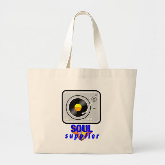 Soul Supplier Large Tote Bag