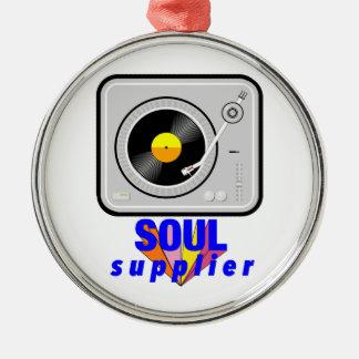 Soul Supplier Metal Ornament