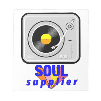 Soul Supplier Notepad