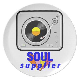 Soul Supplier Plate