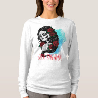 Soul Survivor Sugar Skull Woman T-Shirt