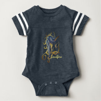 Soulfire Baby Bodysuit