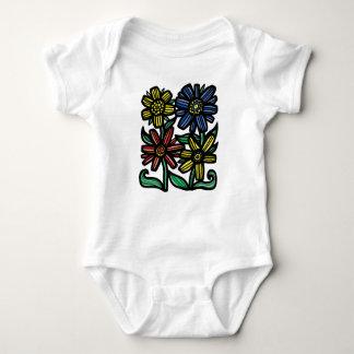"""Soulful"" Baby Jersey Bodysuit"