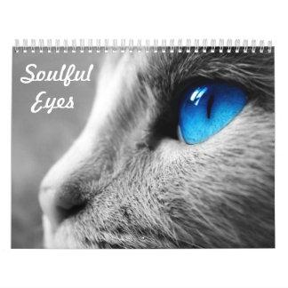 Soulful Eyes of the Cat Calendar