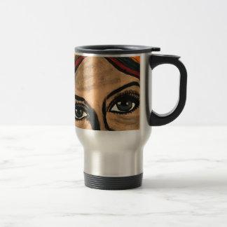 Soulful Eyes Travel Mug
