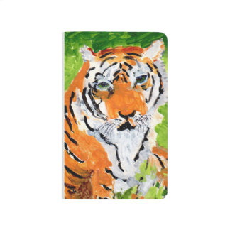 Soulful Tiger notebook