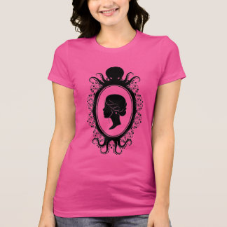 Soulless: Alexia Cameo Octopus Frame T-Shirt