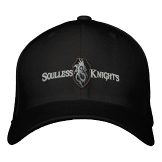 Soulless Knights Embroidered Hat