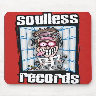 Soulless Records Mouse Pad