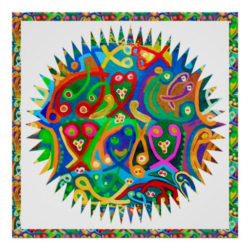 SOULMATE Dance : Spiritual Journey Print