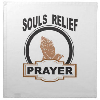 souls relief napkin