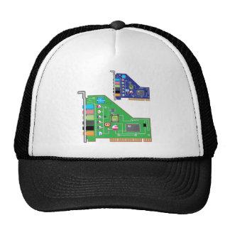 Sound Card vector Trucker Hat