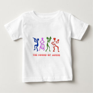 SOUND OF MUSIC sound OF music Baby T-Shirt