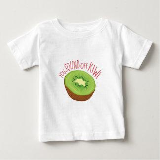 Sound Off Kiwi Baby T-Shirt